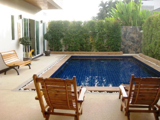 3 Bedroom, Private Pool Villa. - Image 1 - Phuket - rentals