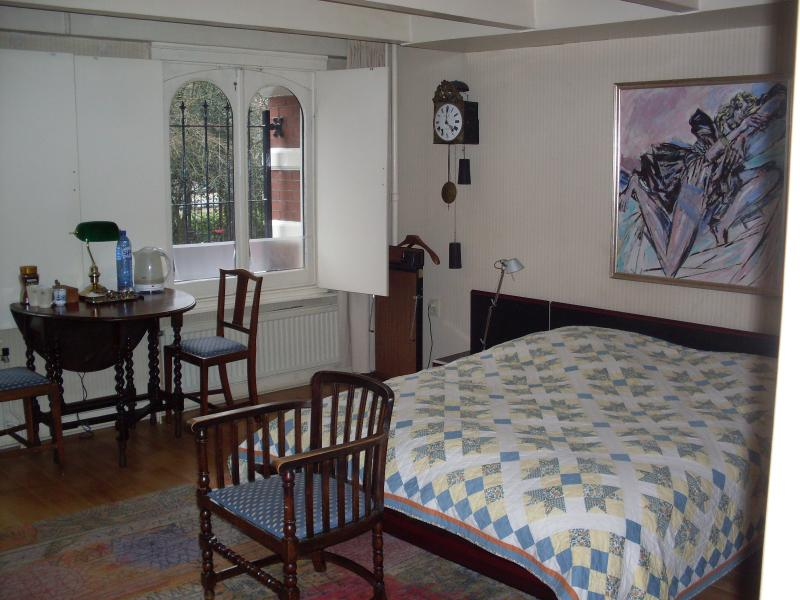 B&B room - Vondelparkmuseum B&B: in the centre of Amsterdam facing the Vondelpark and next to the museums - Amsterdam - rentals