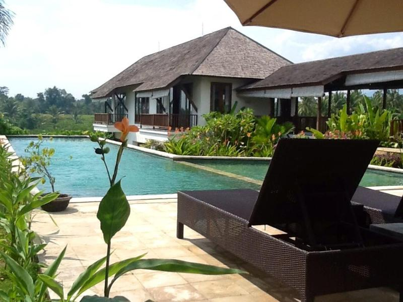 Villa in peaceful ricefields with private pool - Image 1 - Tabanan - rentals