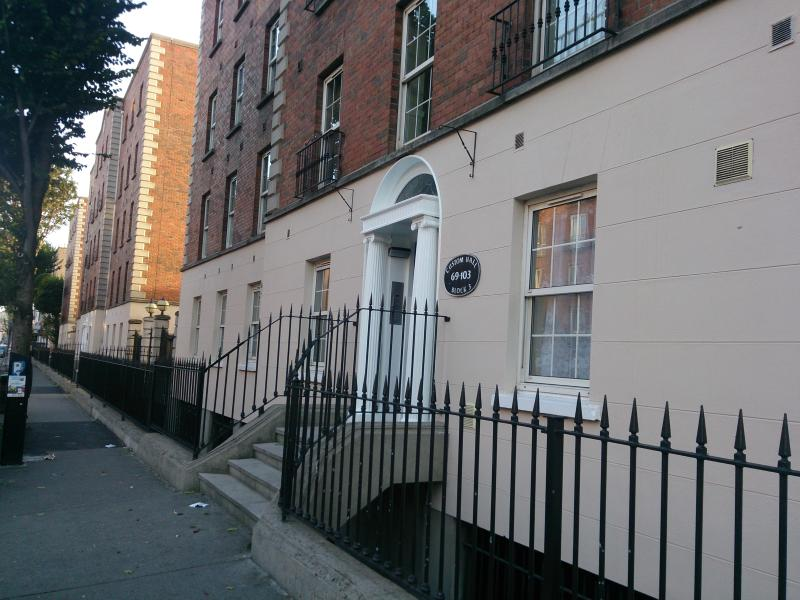 Entrance To The Building - Dublin City center Holiday Apartment - Dublin - rentals
