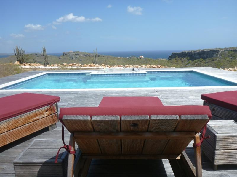 Congratulations! You're on holiday! - Osprey Villa-Top of the hill views and lux privacy - Curacao - rentals