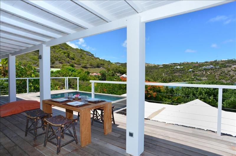Marigot Bay at Marigot, St. Barth - Ocean View, Walking Distance To Beach, Pool - Image 1 - Marigot - rentals