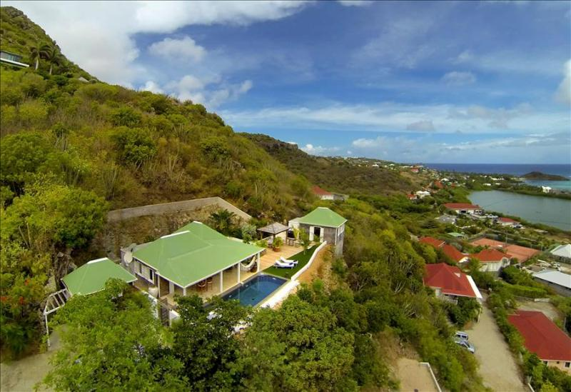 Nilmath at Grand Cul de Sac, St. Barth - Ocean View, Great Outdoor Living, Pool and Jacuzzi - Image 1 - Grand Cul-de-Sac - rentals