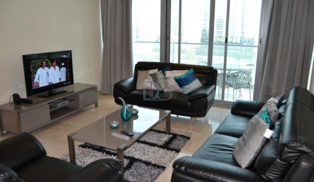 Self Catering Furnished Apartment in Dubai Marina. - Image 1 - Dubai - rentals