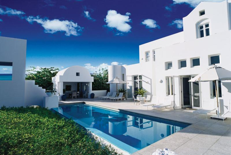 Anguilla Villa 62 Many Secluded Spaces Inspire Contemplation And Relaxation. - Image 1 - Anguilla - rentals