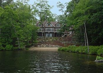 Luxury on Lake Winnipesaukee in Moultonborough (HAR27Wa) - Image 1 - Moultonborough - rentals