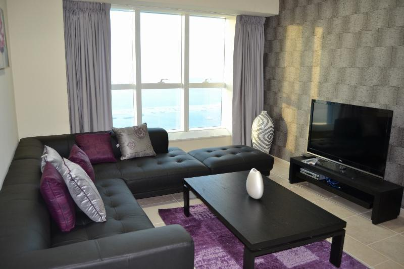 Best Sea View 2BR furnished in Elite Residence. - Image 1 - Dubai - rentals