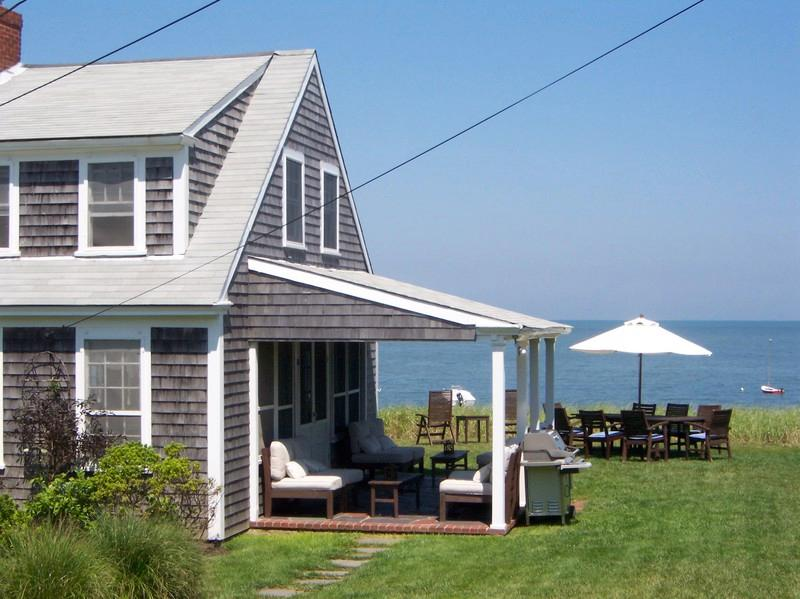 012-B - 012-B Upscale cottage, right on the beach! - Brewster - rentals