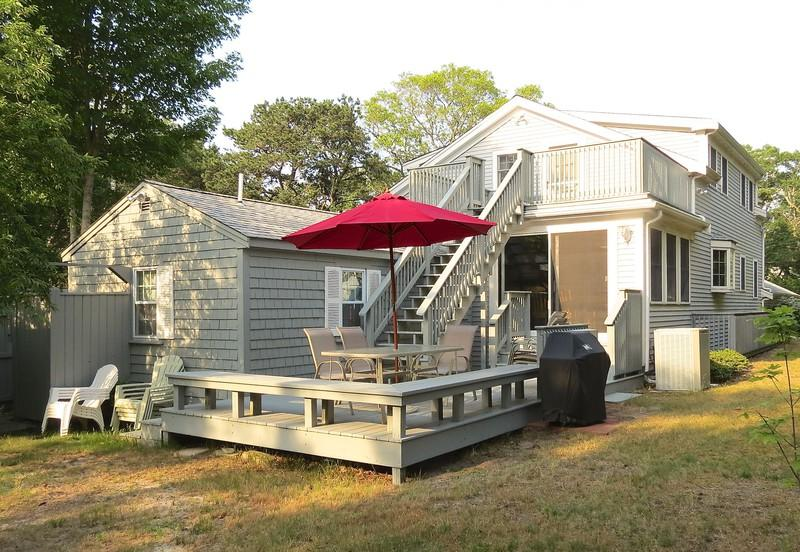 029-B - 029-B 3 min to beach, big, roomy, 4BR, 4Baths - Brewster - rentals