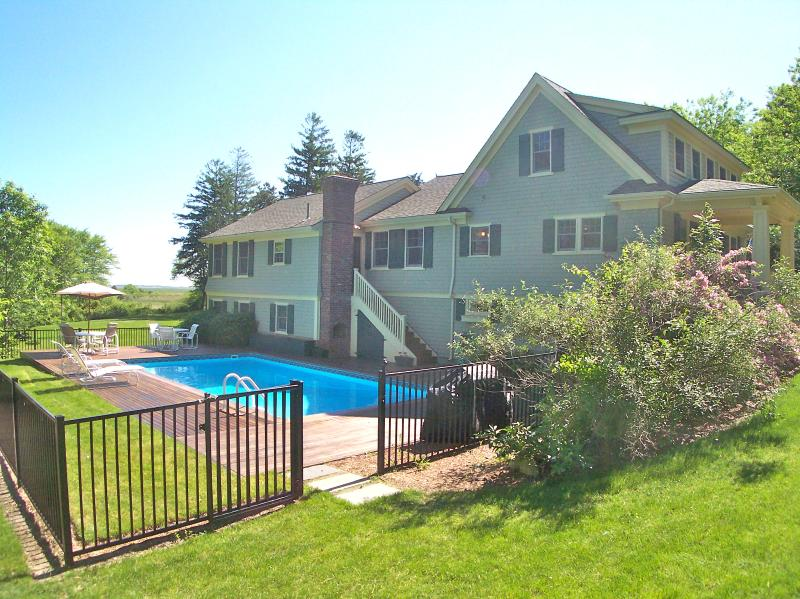 059-WB - 059-WB Stunning Architect-Owned Home with Pool - West Barnstable - rentals