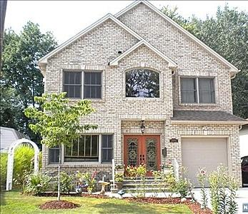 "Front of House - ""Ready for Super Bowl"" Gorgeous 4 Bedroom Central Hall Colonial - Little Ferry - rentals"