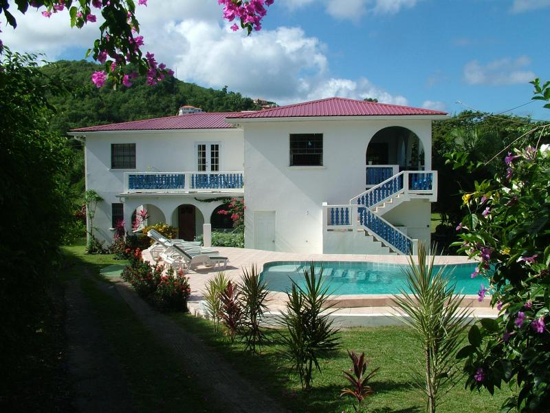 Front View - Blue Skies Apartments - Your own piece of Paradise - Gros Islet - rentals