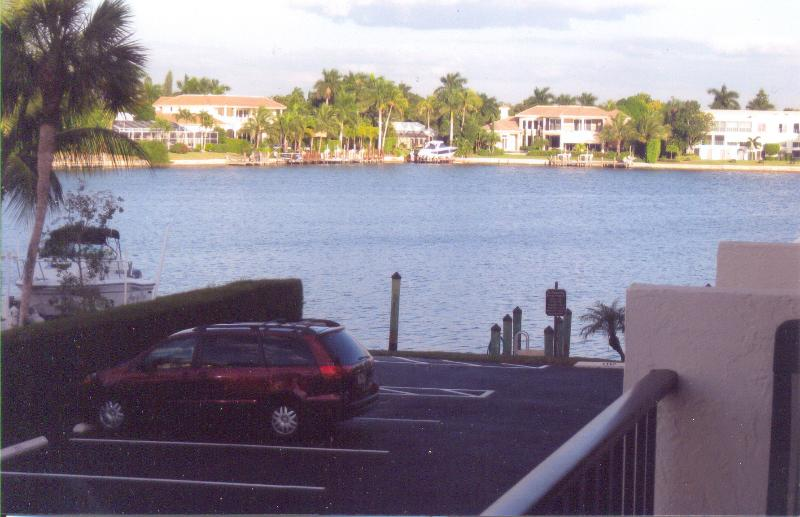 View from bedroom balcony - Naples,Fl - Naples - rentals