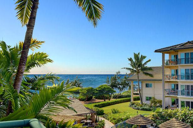The Oceanview - Waipouli Beach Resort A301 - Kapaa - rentals