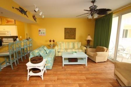 Living area - $900/week TOTAL FALL/WINTER SPECIAL RATE! 1316 - Panama City Beach - rentals