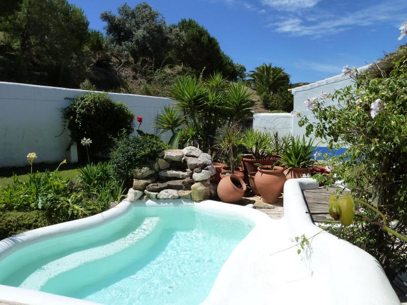 Refreshing Plunge Pool - Wonderful Family Holiday West Algarve Portugal - World - rentals
