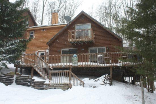 A River Runs By It - A perfect home for two families on vacation! - Canaan Valley - rentals