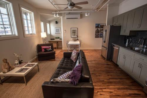 Come stay at our Luxury Loft! - Luxury Loft in the Heart of Downtown Asheville - Asheville - rentals