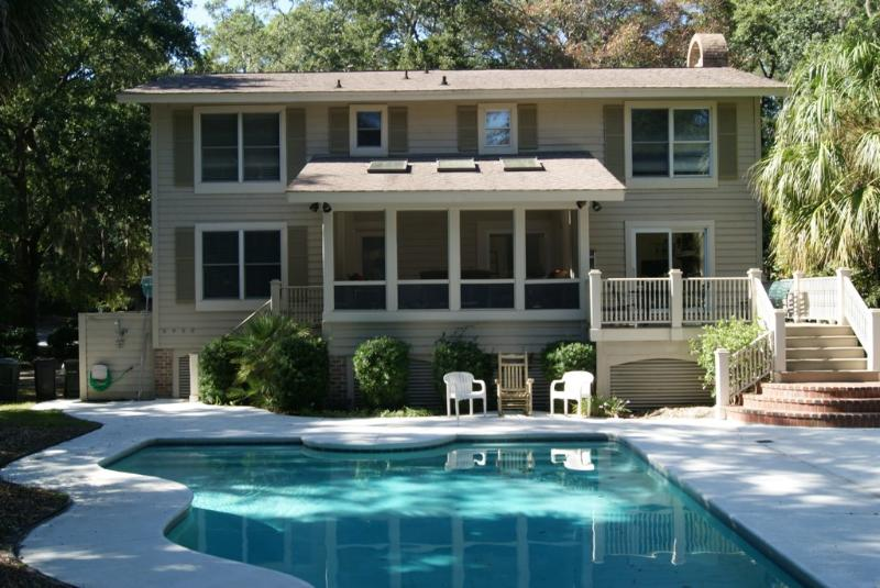 Beautiful Home, steps to the beach and perfect for families! - Family Friendly Beach House in Hilton Head Island - Palmetto Dunes - rentals