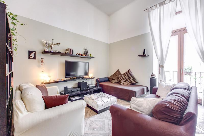 Living Room - Torretta guesthouse - Naples - rentals