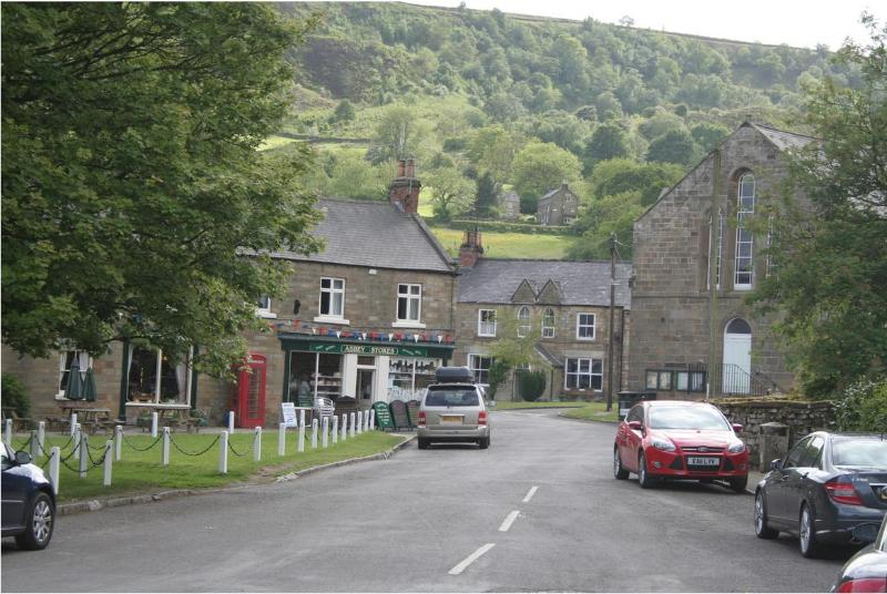 Rosedale Abbey village - Dale Cottage, North York Moors National Park - North York Moors National Park - rentals