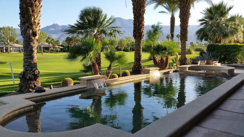 PGA West - Luxury - Stunning Views - 4 BR 4.5 BA - Private Pool/Spa/Courtyard - Image 1 - La Quinta - rentals
