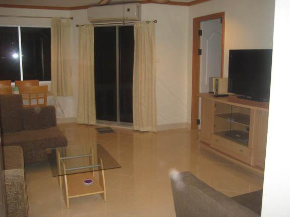 Double apartment (821) -seeview in Jomtien-Pattaya - Image 1 - Jomtien Beach - rentals
