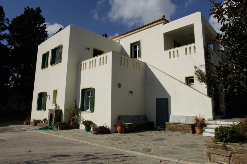 Your private farm villa in Andros, Greece - Image 1 - Andros - rentals