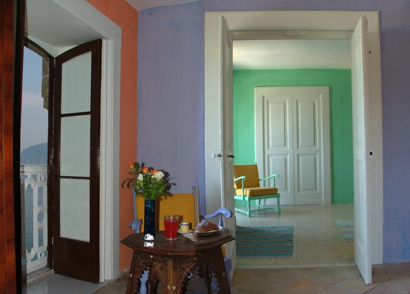 entrance - Casa Alice,apartment located at the Sorrento Port - Sorrento - rentals