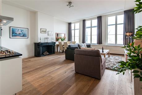 Harbour Dock Apartment 2 - Image 1 - Amsterdam - rentals