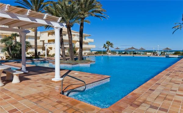 Apartment for 8 persons, with swimming pool , in Denia - Image 1 - Denia - rentals
