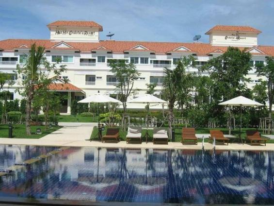Condos for rent in Hua Hin: C6056 - Image 1 - Hua Hin - rentals
