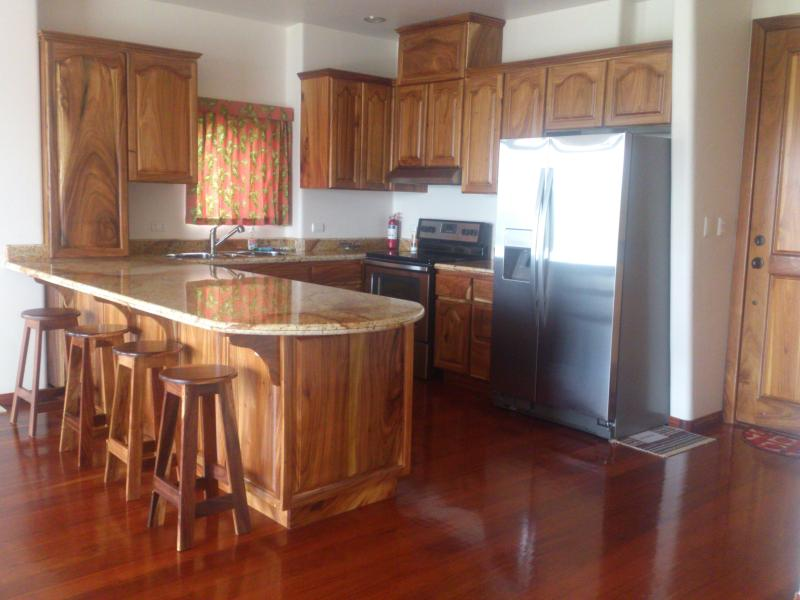 Kitchen - Arenal Maleku Luxury Condo 12-2-2-4 - Lake Arenal - rentals