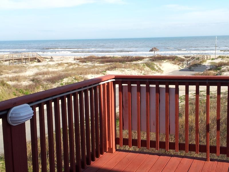 View From a very large balcony - Just a Few Yards From amazing White Sandy Beaches. - Surfside Beach - rentals