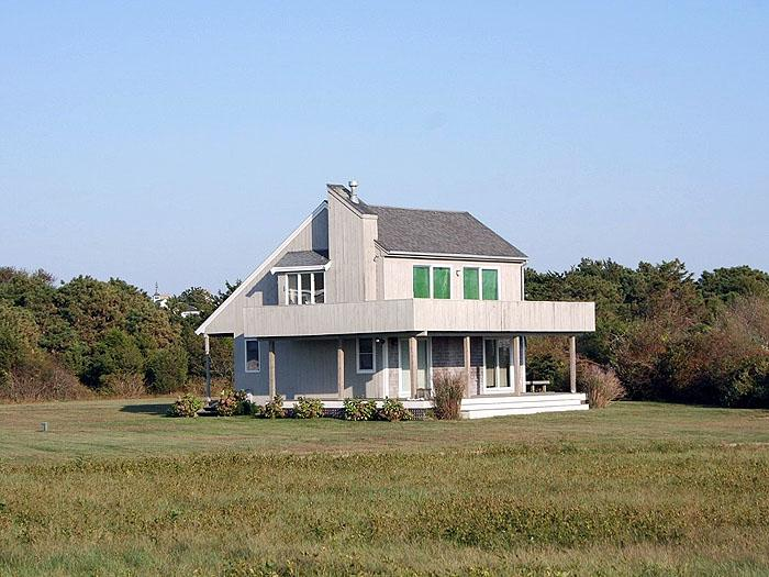 1665 - Private Katama Home, Lovely Views, Close to South Beach - Image 1 - Edgartown - rentals