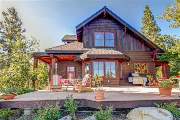 A Villa Sans Souci *Hot Tub Dog Friendly* - Image 1 - Truckee - rentals