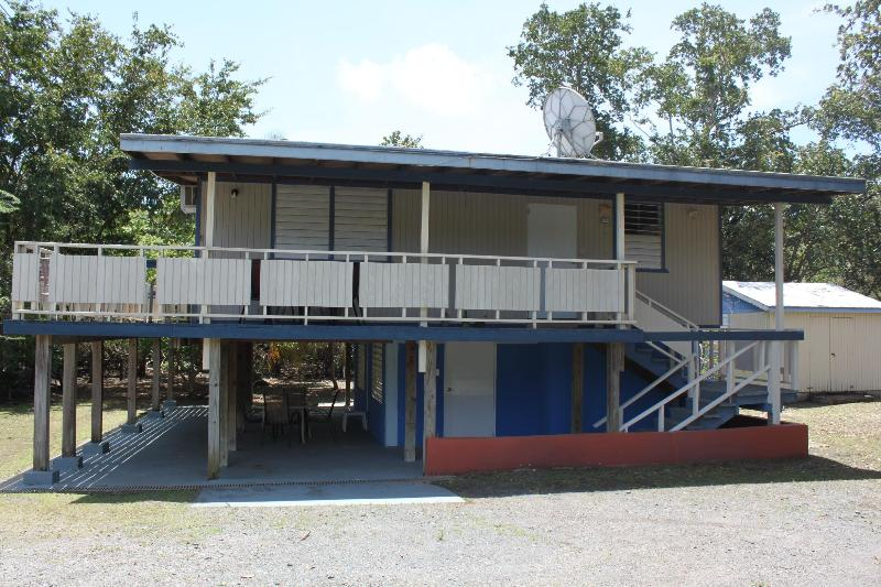 Casa Espada, Villa no.2 the upstairs of the house - Casa Espada Your Second Home in Culebra, with dock - Culebra - rentals