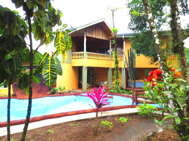 Beautiful pool newly installed, waiting for you! - Fortuna Family House - Best Group/Family Option!! - La Fortuna de San Carlos - rentals