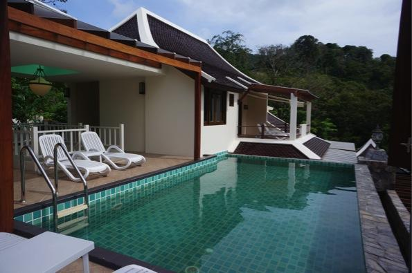 Delightful villa with private pool - Image 1 - Chalong Bay - rentals