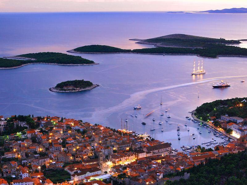 Apartment Lusic 3-------------------- - Image 1 - Hvar - rentals