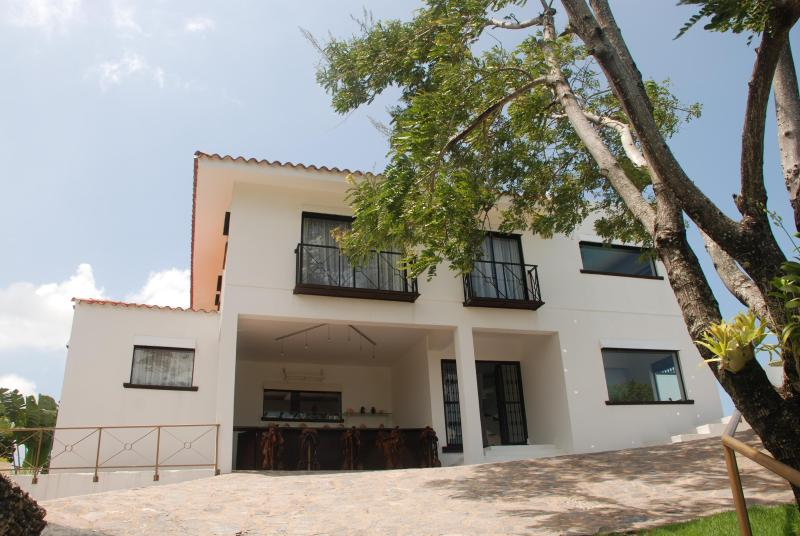 front of house - Luxurious, Contemporary,  villa with a 65ft pool - Puerto Plata - rentals