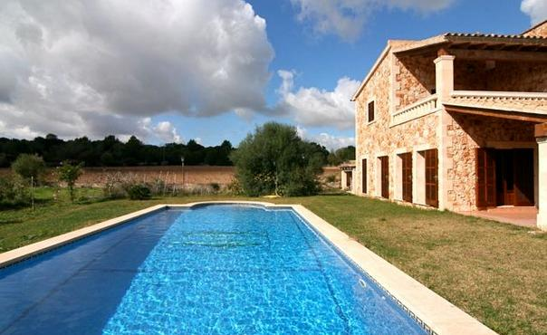 Beautiful finca in rural location  with swimming pool  for 8 persons - ES-324359-Porreres - Image 1 - Porreres - rentals