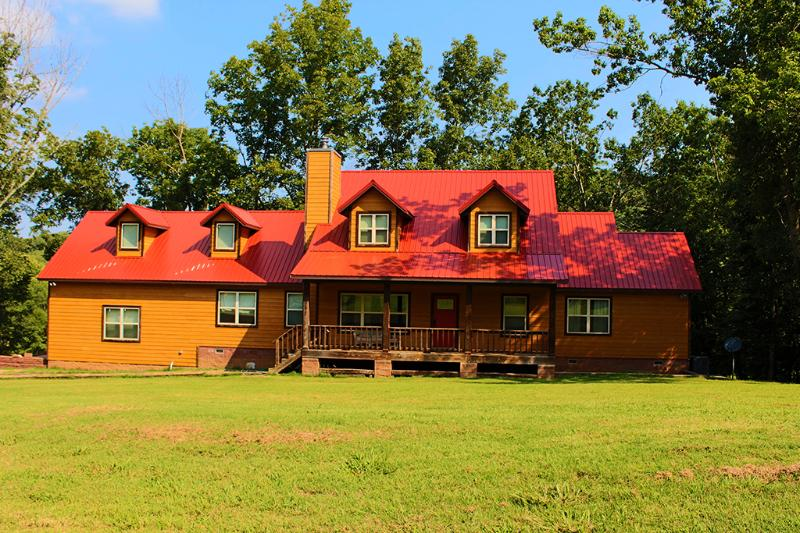 Main House - Large vacation home in the woods. - Fayetteville - rentals