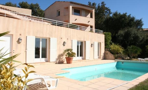 Holiday home Saint-Tropez  with panoramic sea views - FR-373129-Grimaud - Image 1 - Grimaud - rentals