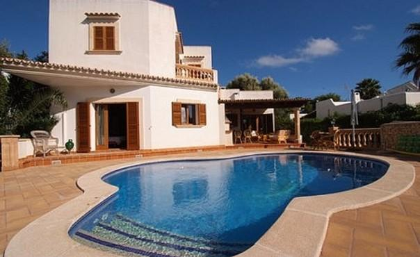 Superb villa in a privileged  location in a quiet area of Cala d'Or  - ES-155-Santanyí - Image 1 - Cala d'Or - rentals