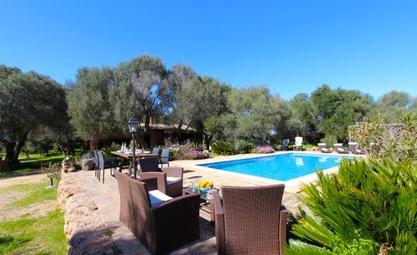 Finca Mallorca in quiet location  with pool, near the beach - ES-50435-Artà - Image 1 - Son Serra de Marina - rentals