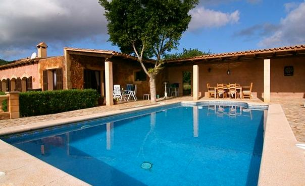 Beautiful finca  with seaviews and pool - ES-50444-Son Servera - Image 1 - Son Cervera - rentals