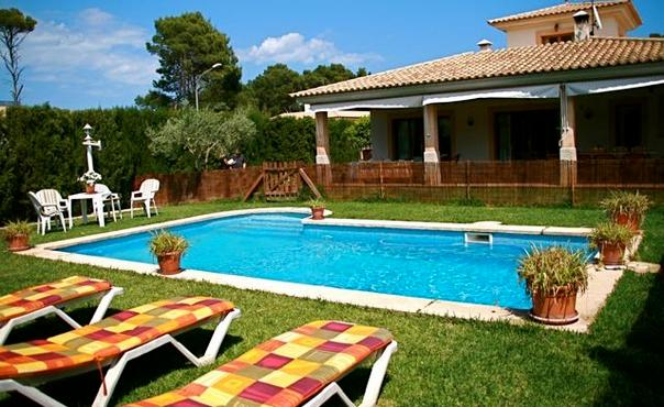 Beautiful holiday with pool  in the Northeast of Mallorca  - ES-50447-Cala Ratjada - Image 1 - Cala Ratjada - rentals