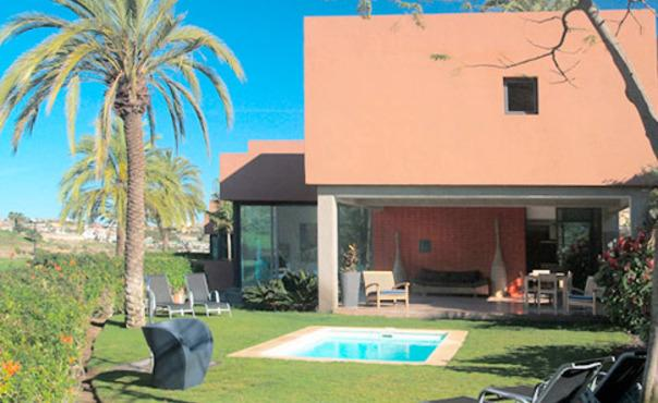 Villa with large garden and heated pool  Maspalomas - 6 persons - ES-50518-Maspalomas - Image 1 - Maspalomas - rentals