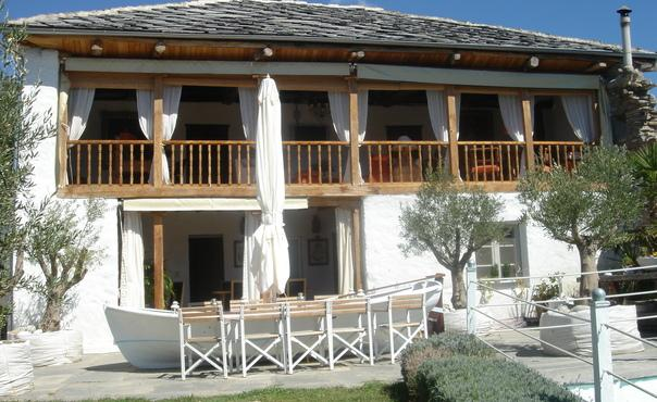 Beautiful villa for 8 persons with pool. Only 20 minutes from the Sea.  - GR-282-Kavala Pangeon - Image 1 - Filippoi - rentals